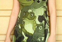 Frosch-Outfit