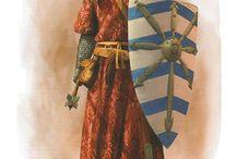 Knight / Арт рыцари, пехота. средневековье.