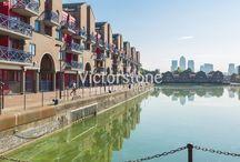 Shadwell Basin / #ShadwellBasin #London #Victorstone www.victorstone.co.uk