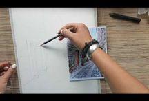 jak malować akwarelą lekcje
