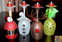 Christmas / Christmas crafts and decorations