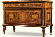 Neoclassical furnitures