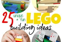 Lego / For kids and grownups.