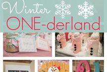 Grace's Birthday - Winter Onederland