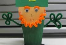 St. Patricks ideas / by Karen Troyer