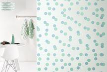 Roomblush - Behang / Wallpaper / Interieur / Laat je inspireren door de Belgische Eline Rousseau die in haar interieur design ook super gave behang collecties heeft ontworpen. Dit behang papier is geschikt voor elke ruimte, zowel woonkamer, slaapkamer als de kinderkamer. Kijk nu verder!