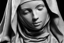 Saints in art