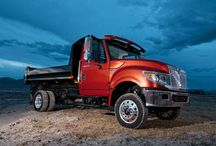 International TerraStar / When it comes to getting the tough jobs done, few trucks are as ready to get down and dirty as the International® TerraStar.® That's because the rugged TerraStar was built from the ground up to be the ultimate commercial-duty truck.