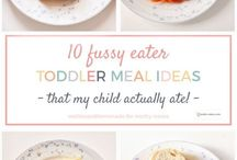 Toddlers Meals Ideas