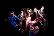 4 RIAt : BXL BABEL 2015 22/3/15 @Roseraie / 4e Rencontres inter atelier Babel. Une centaine de jeunes bruxellois de 12 à 21 ans préparent leur spectacle des 17 et 18 avril 2015 au Théâtre Marni !