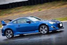Wszystkie wcielenia GT86   / Toyota GT86 uchwycona na zdjęciach, niezależnie czy jedzie czy stoi, aż rwie się do przodu! Zobaczcie sami :)