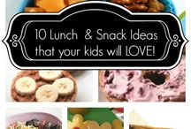 Celebrate Kids in the Kitchen! / Recipes and fun food ideas to celebrate getting our kids in the kitchen!