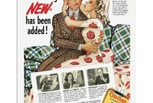 Vintage Ads / A collection of cool 1940's, 1950's and 1960's advertising images