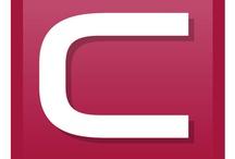 Consolid logo's door de jaren