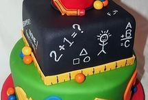 school leaving cake