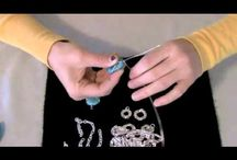 Jewelry tut / Jewelry tutorials and fun how to guides!
