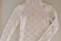 sweater dos agujas ll / by clara martinez