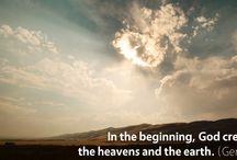 Genesis / Daily Meditations on the book of Genesis