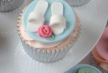 Girly cakes