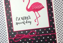 Stampin' Up! Pop of Paradise Stamp Set Ideas