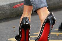 Shoes - Christian Louboutin / by Melissa Gilbert