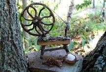 spinning wheels / by Sabrina and Todd Farber