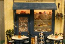 boulangerie out side