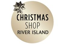 THE RIVER ISLAND CHRISTMAS SHOP / Get Christmas all wrapped up at River Island! Looking for the perfect Christmas gifts? You'll find everything you need right here! Shop in store or online at riverisland.com NOW.