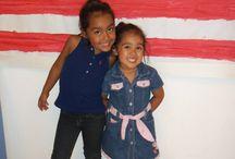 Cowboy Celebration / Cowboy celebration at First School.