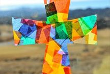 Easter Cross Art and Craft Ideas