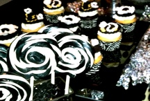 Black & White Birthday Party / Birthday Party held in NYC. Theme was Black & White. Designed by B Lee Events, a NYC Party and Event Planning Company.