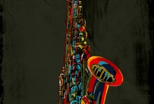 Sax  & Jazz / Love the sax .... Blues and Jazz