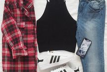 Adidas Superstar Outfit