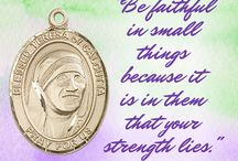 Mother Teresa / St. Teresa of Calcutta / 0