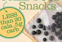 Low-Carb SNACKS!
