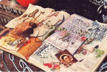 Art Journal inspirations! / by Tanya Caro
