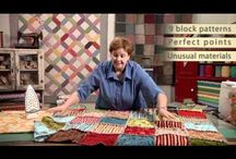 Crafts - Quilting / Quilts I like, love or adore and want to make, if possible / by Nanette Edmonds