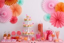 Party Ideas / by Pamela Fuller