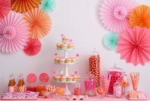 Party Ideas / by Pamela Fuller