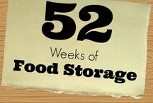 food storage/emergency prep
