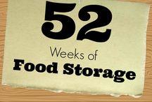 Food Storage / by RiKelle Deaton