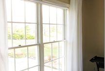 Window treatments / by Cammye Price Schwing
