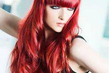 hair / by Michelle Ferro