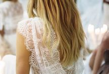 Lace Love / Layers of dreamy lace, bringing out the ballerina in us all
