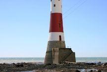 Leuchttürme - Lighthouses / by Pol Sandeman