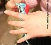 Teach Kids to Crochet / Crochet / by Shawna Fowler