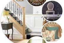 Contemporary Classic / Whats your #stairstyle?  If you love the contrast between super stylish and the charm of aged character, Then you'll love modern and classic interior style,