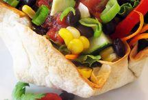 Salads / by Angela Crutcher