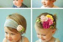 Kız Bebek Saç Modelleri