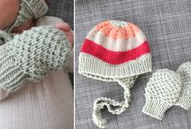 Knitting ideas baby